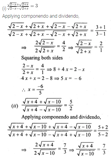 ML Aggarwal Class 10 Solutions for ICSE Maths Chapter 7 Ratio and Proportion Ex 7.3 14