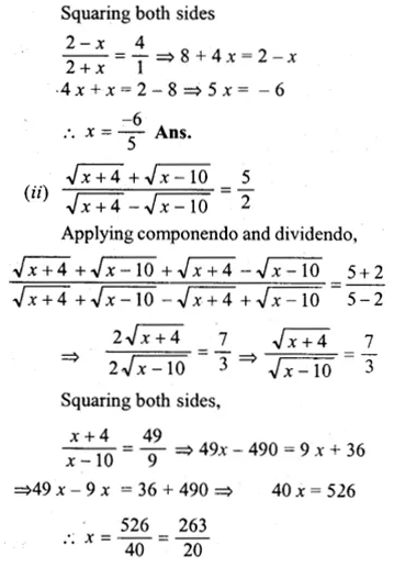 ML Aggarwal Class 10 Solutions for ICSE Maths Chapter 7 Ratio and Proportion Ex 7.3 15