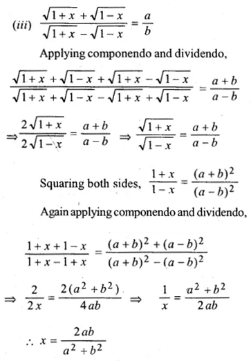 ML Aggarwal Class 10 Solutions for ICSE Maths Chapter 7 Ratio and Proportion Ex 7.3 16
