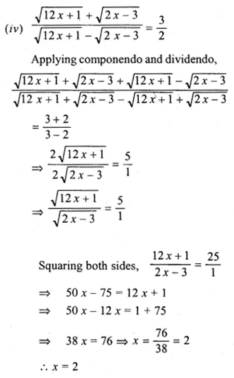 ML Aggarwal Class 10 Solutions for ICSE Maths Chapter 7 Ratio and Proportion Ex 7.3 17