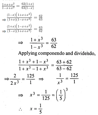 ML Aggarwal Class 10 Solutions for ICSE Maths Chapter 7 Ratio and Proportion Ex 7.3 21
