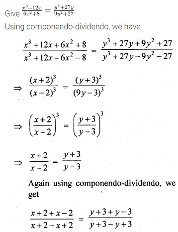 ML Aggarwal Class 10 Solutions for ICSE Maths Chapter 7 Ratio and Proportion Ex 7.3 26