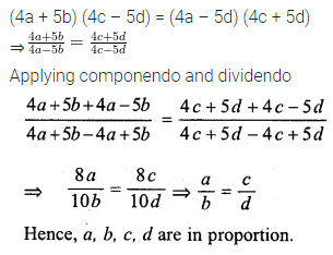 ML Aggarwal Class 10 Solutions for ICSE Maths Chapter 7 Ratio and Proportion Ex 7.3 4