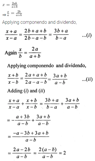 ML Aggarwal Class 10 Solutions for ICSE Maths Chapter 7 Ratio and Proportion Ex 7.3 9