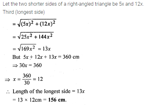 ML Aggarwal Class 10 Solutions for ICSE Maths Chapter 7 Ratio and Proportion MCQS 13