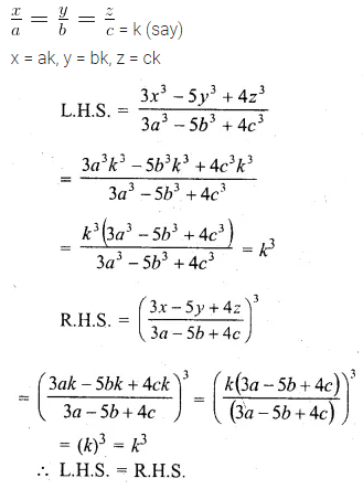ML Aggarwal Class 10 Solutions for ICSE Maths Chapter 7 Ratio and Proportion MCQS 23