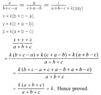 ML Aggarwal Class 10 Solutions for ICSE Maths Chapter 7 Ratio and Proportion MCQS 26