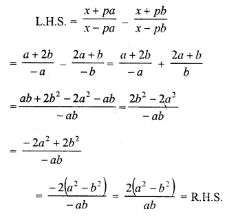 ML Aggarwal Class 10 Solutions for ICSE Maths Chapter 7 Ratio and Proportion MCQS 33
