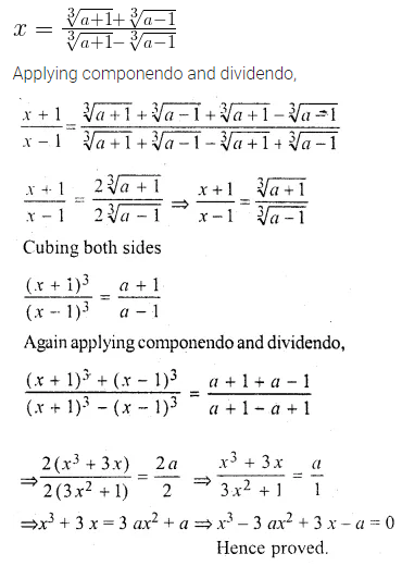 ML Aggarwal Class 10 Solutions for ICSE Maths Chapter 7 Ratio and Proportion MCQS 36