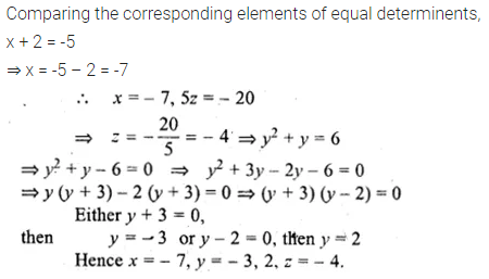 ML Aggarwal Class 10 Solutions for ICSE Maths Chapter 8 Matrices Ex 8.1 7