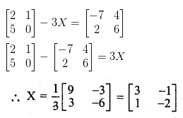 ML Aggarwal Class 10 Solutions for ICSE Maths Chapter 8 Matrices Ex 8.2 7