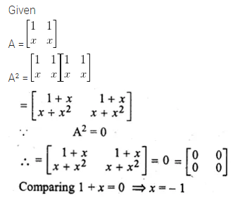 ML Aggarwal Class 10 Solutions for ICSE Maths Chapter 8 Matrices Ex 8.3 21