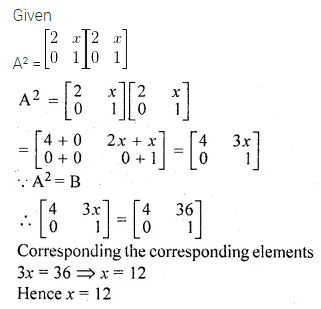 ML Aggarwal Class 10 Solutions for ICSE Maths Chapter 8 Matrices Ex 8.3 29