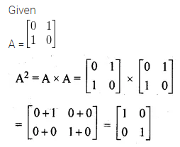 ML Aggarwal Class 10 Solutions for ICSE Maths Chapter 8 Matrices MCQS 10
