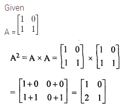 ML Aggarwal Class 10 Solutions for ICSE Maths Chapter 8 Matrices MCQS 12