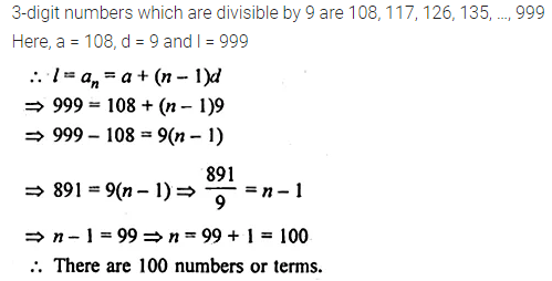 ML Aggarwal Class 10 Solutions for ICSE Maths Chapter 9 Arithmetic and Geometric Progressions Chapter Test 15