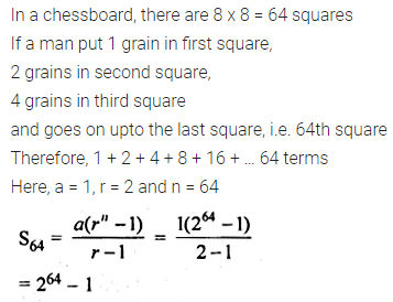 ML Aggarwal Class 10 Solutions for ICSE Maths Chapter 9 Arithmetic and Geometric Progressions Chapter Test 48