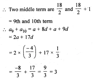 ML Aggarwal Class 10 Solutions for ICSE Maths Chapter 9 Arithmetic and Geometric Progressions Ex 9.2 13
