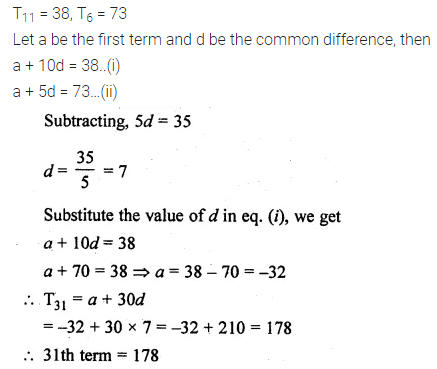 ML Aggarwal Class 10 Solutions for ICSE Maths Chapter 9 Arithmetic and Geometric Progressions Ex 9.2 18