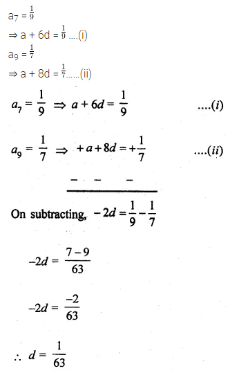 ML Aggarwal Class 10 Solutions for ICSE Maths Chapter 9 Arithmetic and Geometric Progressions Ex 9.2 19