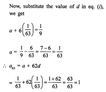 ML Aggarwal Class 10 Solutions for ICSE Maths Chapter 9 Arithmetic and Geometric Progressions Ex 9.2 20