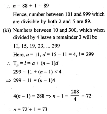 ML Aggarwal Class 10 Solutions for ICSE Maths Chapter 9 Arithmetic and Geometric Progressions Ex 9.2 28