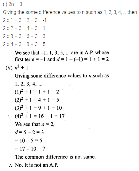 ML Aggarwal Class 10 Solutions for ICSE Maths Chapter 9 Arithmetic and Geometric Progressions Ex 9.2 35