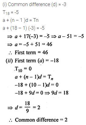 ML Aggarwal Class 10 Solutions for ICSE Maths Chapter 9 Arithmetic and Geometric Progressions Ex 9.2 5