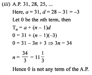 ML Aggarwal Class 10 Solutions for ICSE Maths Chapter 9 Arithmetic and Geometric Progressions Ex 9.2 9