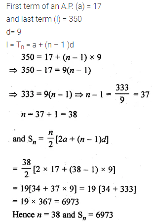 ML Aggarwal Class 10 Solutions for ICSE Maths Chapter 9 Arithmetic and Geometric Progressions Ex 9.3 13