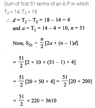 ML Aggarwal Class 10 Solutions for ICSE Maths Chapter 9 Arithmetic and Geometric Progressions Ex 9.3 19