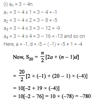 ML Aggarwal Class 10 Solutions for ICSE Maths Chapter 9 Arithmetic and Geometric Progressions Ex 9.3 24