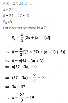 ML Aggarwal Class 10 Solutions for ICSE Maths Chapter 9 Arithmetic and Geometric Progressions Ex 9.3 3