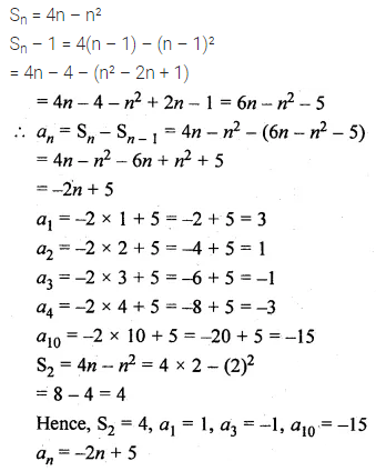 ML Aggarwal Class 10 Solutions for ICSE Maths Chapter 9 Arithmetic and Geometric Progressions Ex 9.3 30