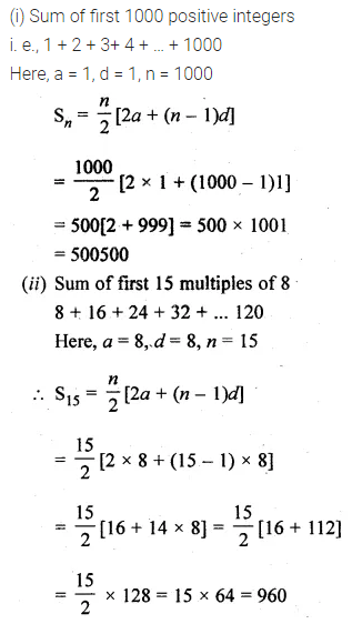 ML Aggarwal Class 10 Solutions for ICSE Maths Chapter 9 Arithmetic and Geometric Progressions Ex 9.3 32