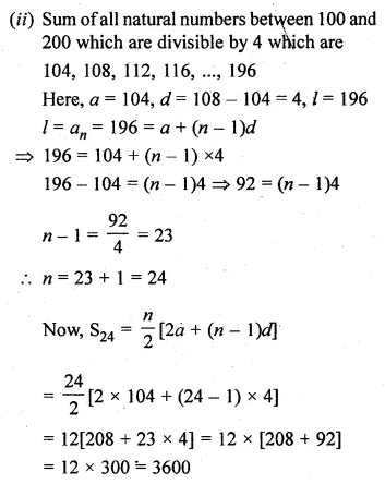 ML Aggarwal Class 10 Solutions for ICSE Maths Chapter 9 Arithmetic and Geometric Progressions Ex 9.3 34