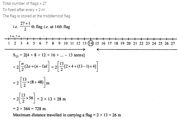 ML Aggarwal Class 10 Solutions for ICSE Maths Chapter 9 Arithmetic and Geometric Progressions Ex 9.3 43