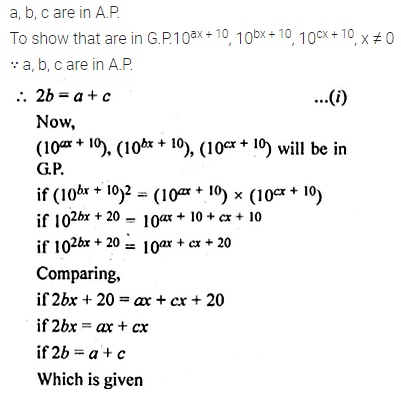 ML Aggarwal Class 10 Solutions for ICSE Maths Chapter 9 Arithmetic and Geometric Progressions Ex 9.4 17