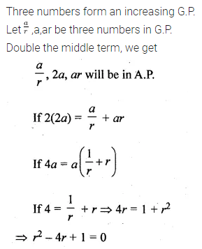 ML Aggarwal Class 10 Solutions for ICSE Maths Chapter 9 Arithmetic and Geometric Progressions Ex 9.4 28