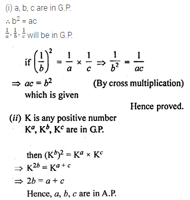 ML Aggarwal Class 10 Solutions for ICSE Maths Chapter 9 Arithmetic and Geometric Progressions Ex 9.4 36