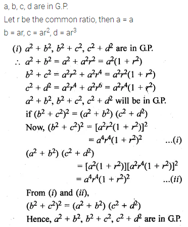 ML Aggarwal Class 10 Solutions for ICSE Maths Chapter 9 Arithmetic and Geometric Progressions Ex 9.4 39