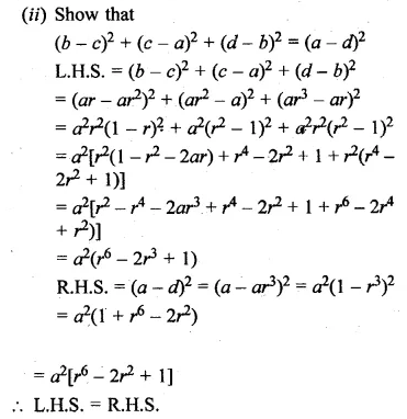ML Aggarwal Class 10 Solutions for ICSE Maths Chapter 9 Arithmetic and Geometric Progressions Ex 9.4 40