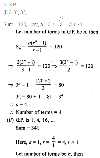 ML Aggarwal Class 10 Solutions for ICSE Maths Chapter 9 Arithmetic and Geometric Progressions Ex 9.5 13