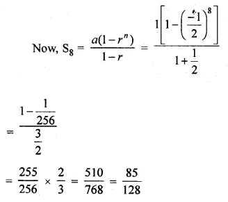 ML Aggarwal Class 10 Solutions for ICSE Maths Chapter 9 Arithmetic and Geometric Progressions Ex 9.5 20