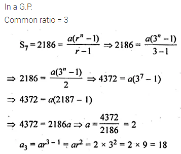 ML Aggarwal Class 10 Solutions for ICSE Maths Chapter 9 Arithmetic and Geometric Progressions Ex 9.5 26