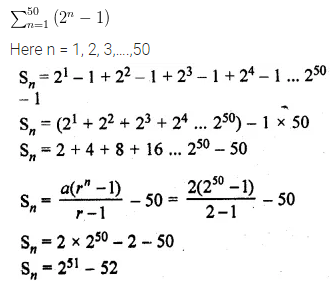 ML Aggarwal Class 10 Solutions for ICSE Maths Chapter 9 Arithmetic and Geometric Progressions Ex 9.5 30
