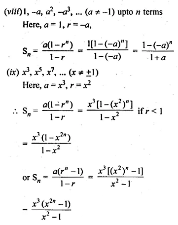 ML Aggarwal Class 10 Solutions for ICSE Maths Chapter 9 Arithmetic and Geometric Progressions Ex 9.5 6