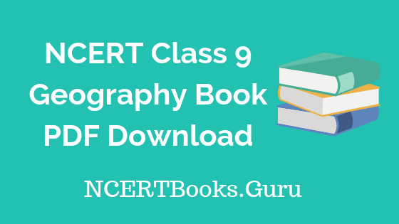 NCERT-Geography-Book-Class-9