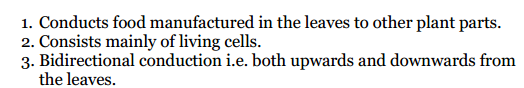 Selina Concise Biology Class 7 ICSE Solutions Chapter 1 Plant and Animal Tissues 8