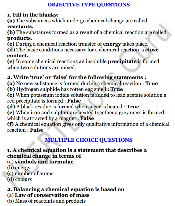 Selina Concise Chemistry Class 7 ICSE Solutions Chapter 5 Language of Chemistry 6